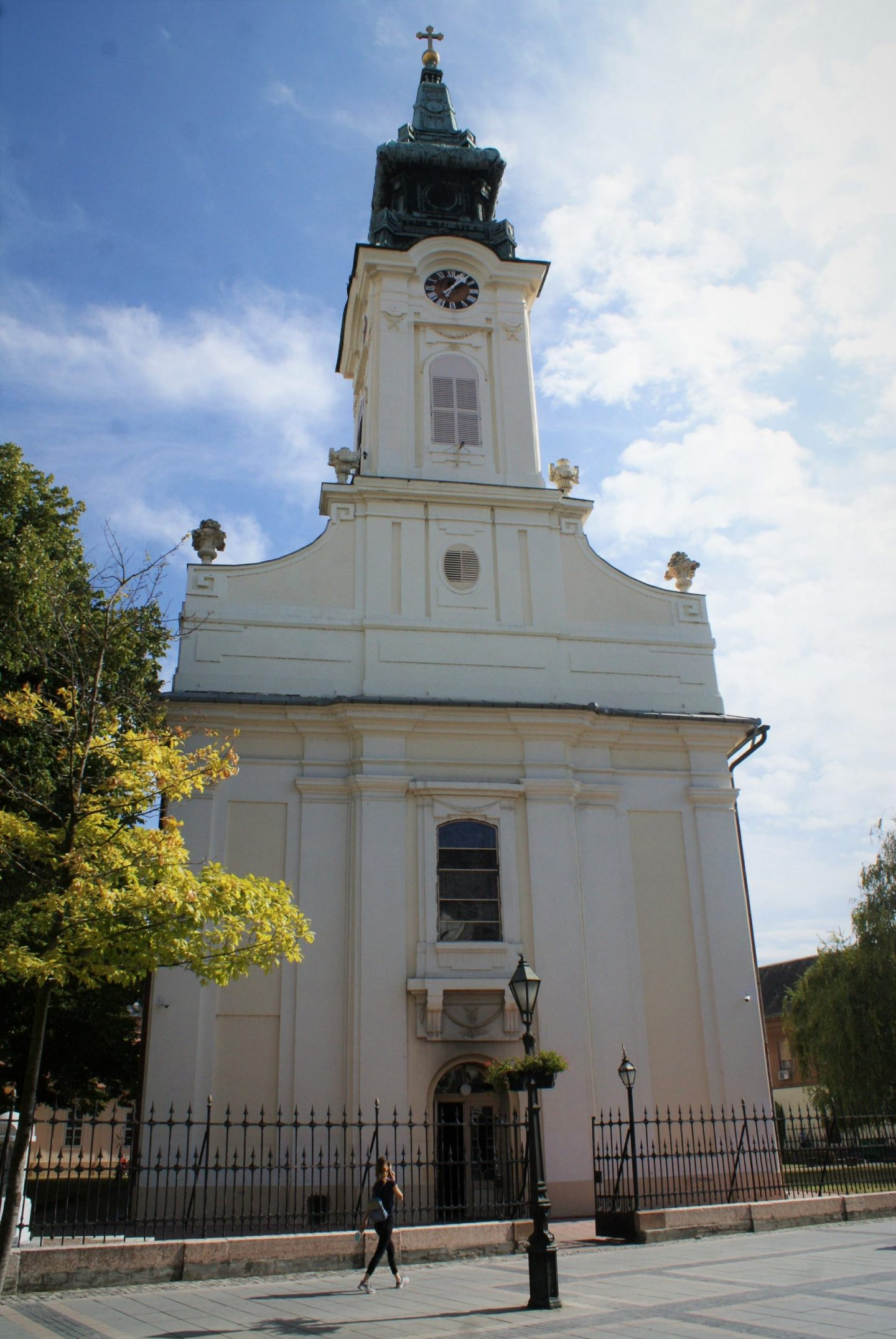 Crkva Svetog velikomučenika Georgija u Somboru © According to Kristina