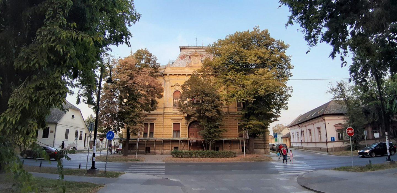 Pogled na Kronić palatu © According to Kristina