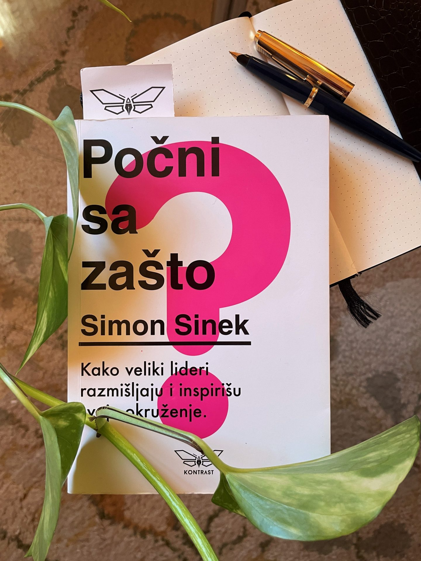 Simon Sinek Počni sa zašto © According to Kristina